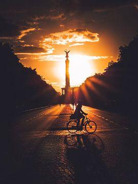 Lonely Driver von Iman Azizi