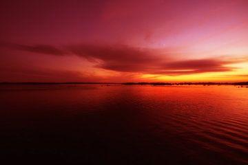 Cape Cod Sunset sur Alexander Voss