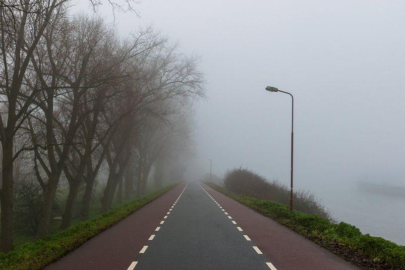 Nebelweg von Patrick Verhoef