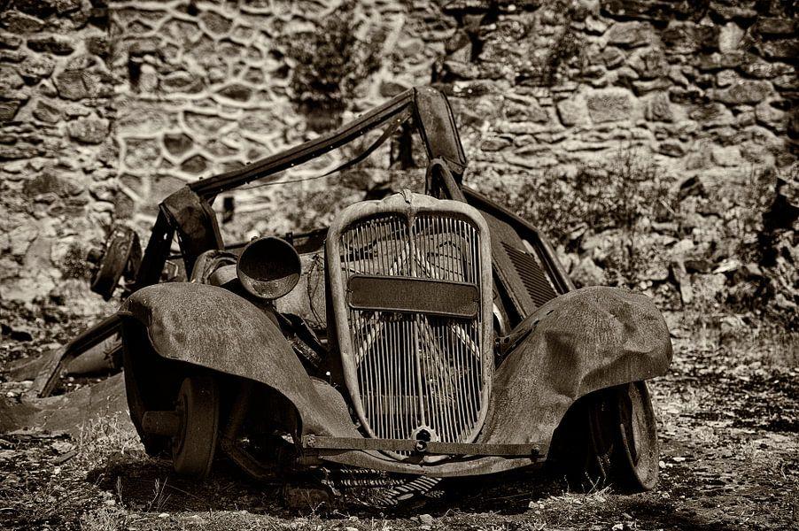 Vintage Car van Cor Ritmeester