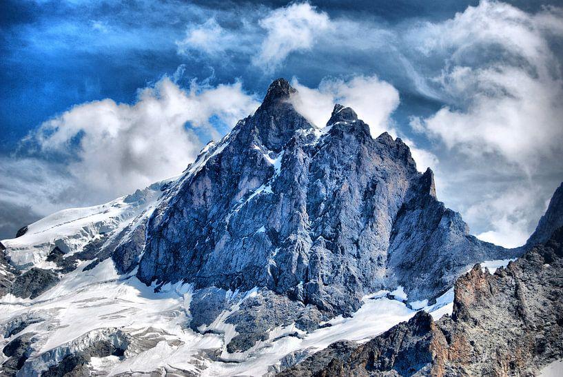 Blue Mountain van Tineke Visscher