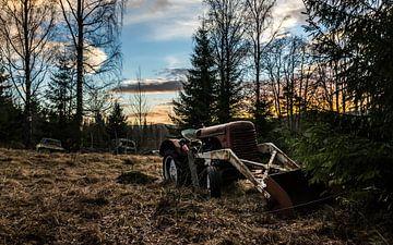 urban tractor van Stefan Pronk