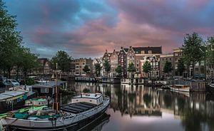 Kromme Waal Amsterdam van