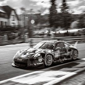 Dempsey Proton Racing Porsche 911 RSR von Sjoerd van der Wal