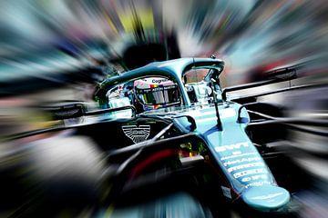 Vettel 2021 van DeVerviers