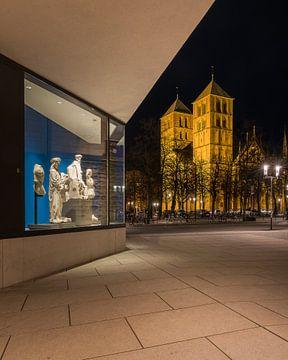 Vue de la cathédrale sur Steffen Peters