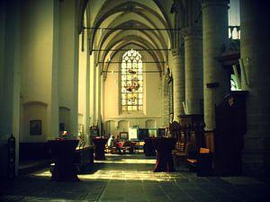 Grote of Sint-Catharijnekerk von L.J. Lammers