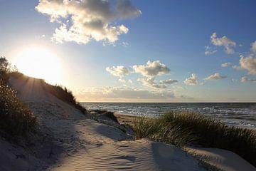 Die Strahlen der Sonne von Ostsee Bilder