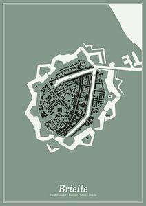 Festungsstadt - Brielle
