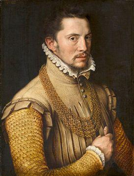 Porträt eines Mannes, Anthonis Mor van Dashorst