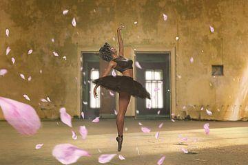 Tanz mit Rosen von Arjen Roos