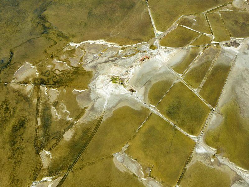 South San Francisco Bay zoutverdampingsbassins van Marco van Middelkoop