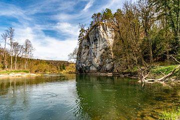 De Amalienfelsen aan de oever van de Donau van MindScape Photography