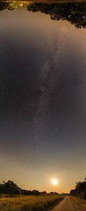 Een nacht op Terschelling van FotoSynthese