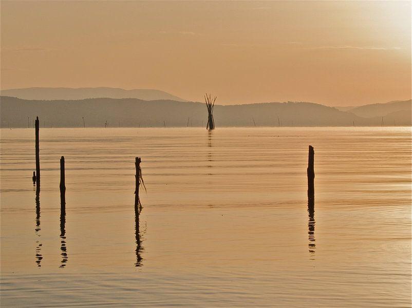 Dolce Vita series: Trasimeno Sunrise