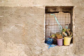 Urban stilleven op Sardinië van André Russcher