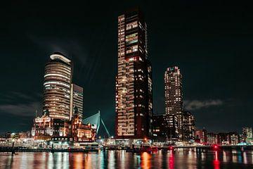 Rotterdam - Kop van Zuid von Jordy Brada