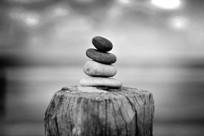 Zen Stone van Rob Blok