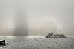 Mist op de Maas van Frans Blok
