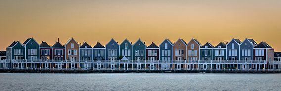Kleurrijke huizen van Richard Reuser