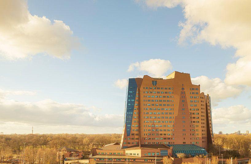 Gasunie Gebäude Groningen (Niederlande) von Marcel Kerdijk