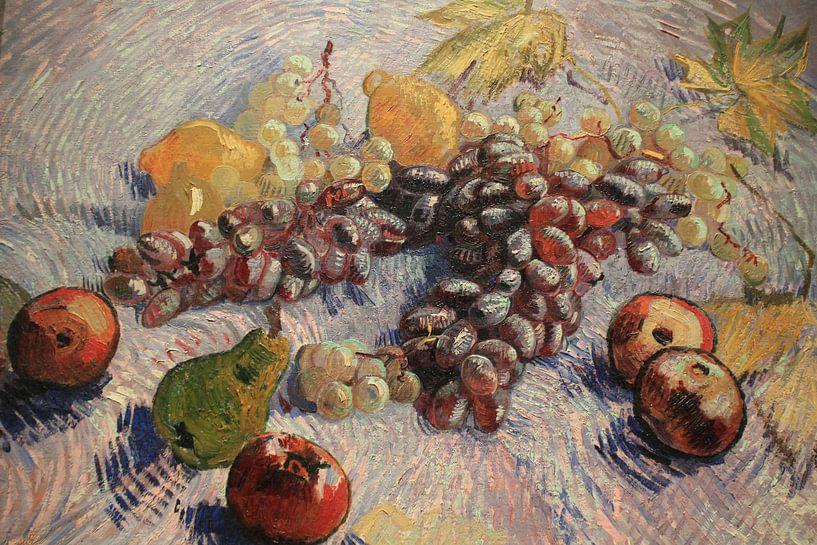 Druiven, citroenen, peren en appels, Vincent van Gogh van Meesterlijcke Meesters