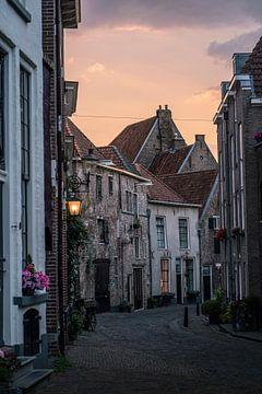 Le paysage urbain de Deventer sur Manuuu S