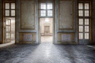 Palazzao Italienische Villa von Marcel van Balken