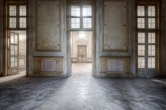 Palazzao Italiaanse villa