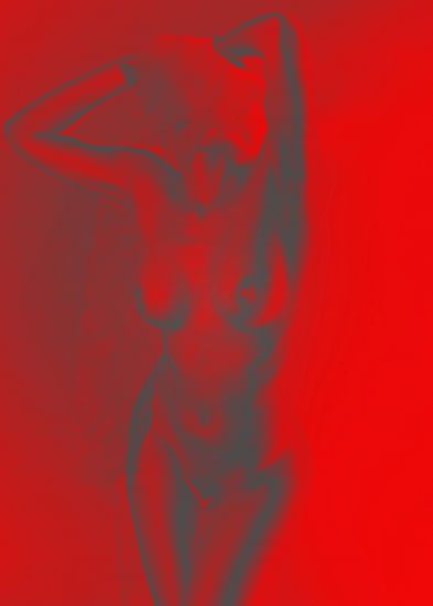nude art 1 van Falko Follert