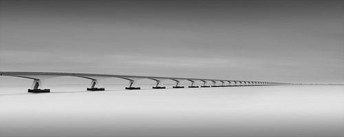 Zeelandbrug panorama van