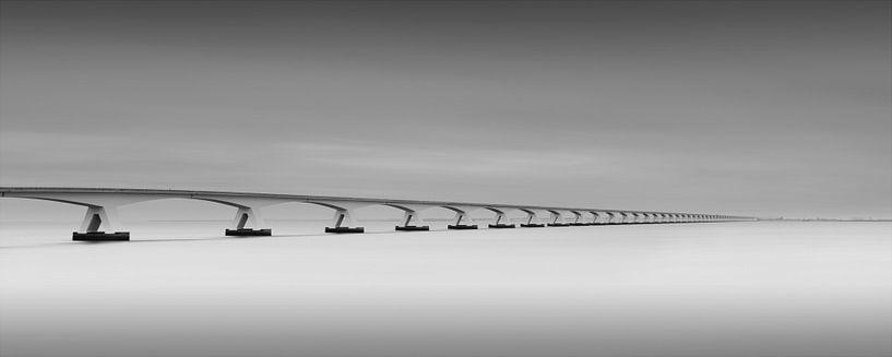 Zeelandbrug panorama van Niels Devisscher