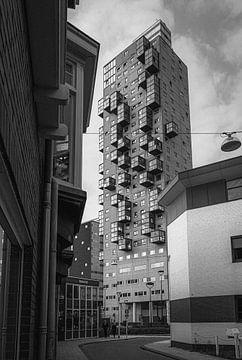 immeuble d'appartements Vogelkooitjes sur Freddie de Roeck