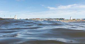 katwijk vanuit zee