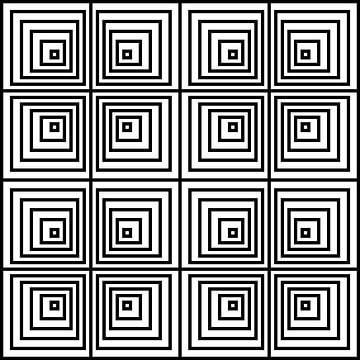 Genesteld | Offset | 04x04x02 | N=06 | V35 | W van Gerhard Haberern