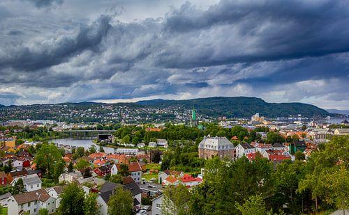Trondheim Noorwegen van