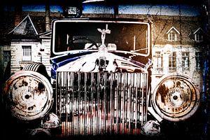 Rolls Royce in Frankrijk