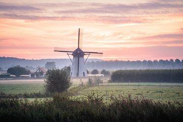 Gentle Sunrise van Max ter Burg Fotografie