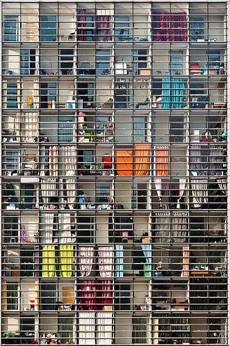 Apartmenten Courbevoie