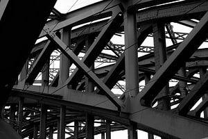 Trein brug van