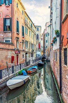 Ruhiges Venedig von Manjik Pictures
