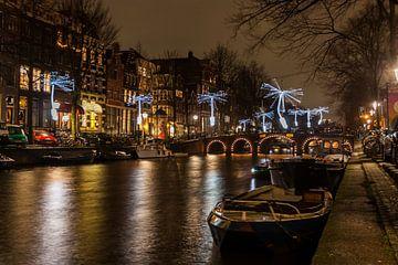 Light A Wish op de Herengracht van Stephan Neven