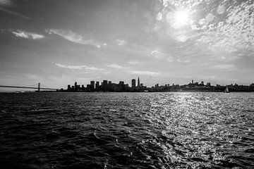 San Fransisco bay  sur Ton Kool