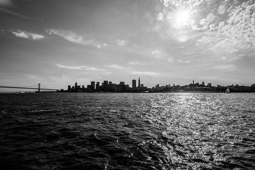 San Fransisco Bay  von Ton Kool