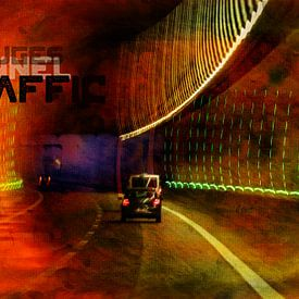 Brugge tunnel van Ellen Driesse