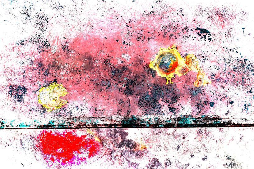 Rust motif_highkey_01 van Manfred Rautenberg Photoart