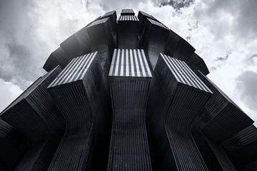 große riesenarchitektur von Kristof Ven