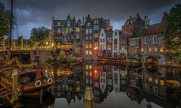 Rotterdam Delfshaven van Herman van den Berge
