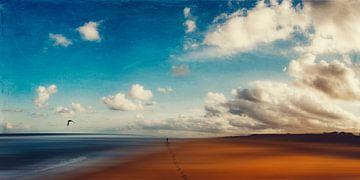 Sporen in het zand van Dirk Wüstenhagen
