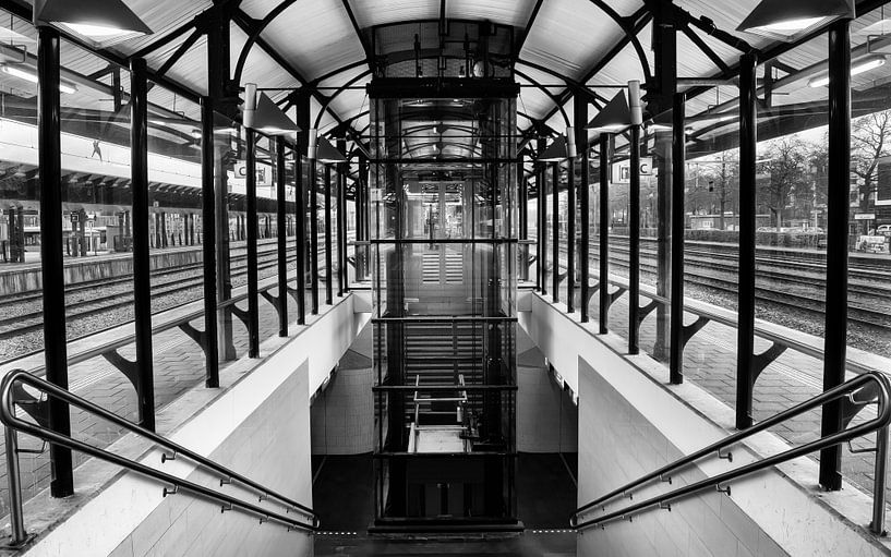 Station  van Maarten Leeuwis